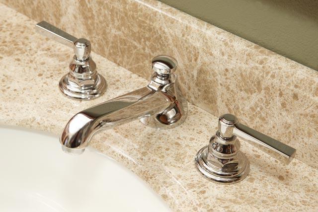 Astor Widespread Lavatory Faucet Newport Brass - Newport brass bathroom faucets