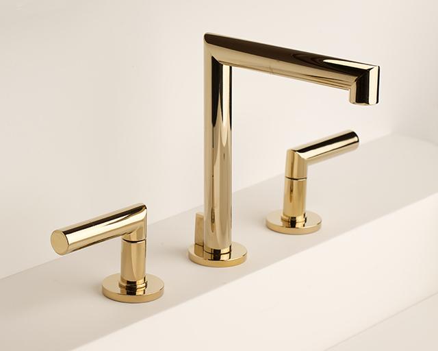 Kirsi Widespread Lavatory Faucet 3120 Newport Brass