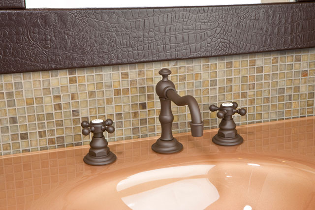 Chesterfield Widespread Lavatory Faucet 930