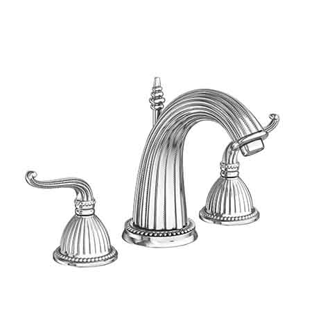 Alexandria widespread lavatory faucet 1090 for Newport bathroom fixtures