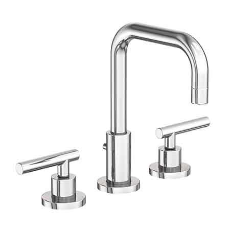 East Square Widespread Lavatory Faucet 1400l