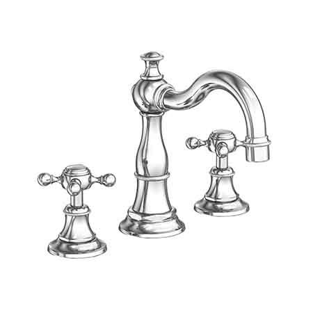 Victoria Widespread Lavatory Faucet 1760 Newport Brass