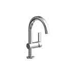 contemporary kitchen faucet newport brass 2487