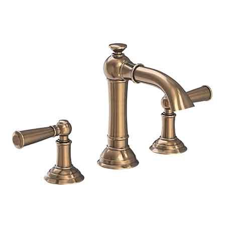 Aylesbury widespread lavatory faucet 2410 newport for Newport bathroom fixtures
