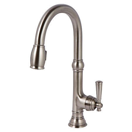 Jacobean - Pull-down Kitchen Faucet - 2470-5103 - || Newport Brass