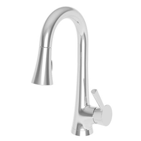 Vespera Prep Bar Pull Down Faucet 2500 5223 Newport Brass