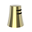 Uncoated Polished Brass - Living