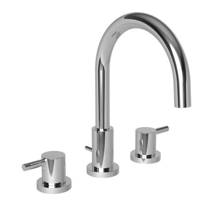Newport 365 bronwen widespread lavatory faucet 8200 for Newport bathroom fixtures