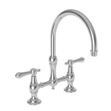 Chesterfield Kitchen Bridge Faucet 9457 Newport Brass