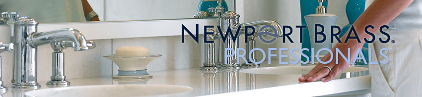 Professionals Login Newport Brass